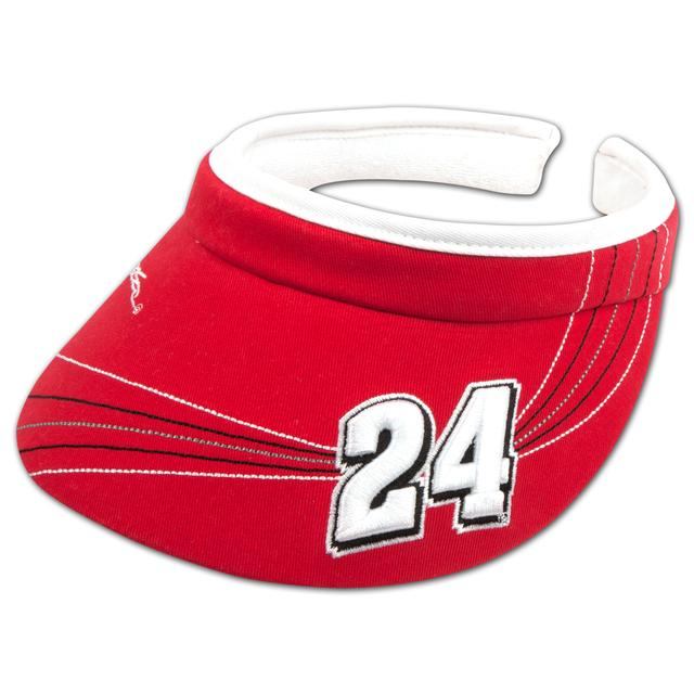 Hendrick Motorsports Jeff Gordon #24 Ladies Draft Visor