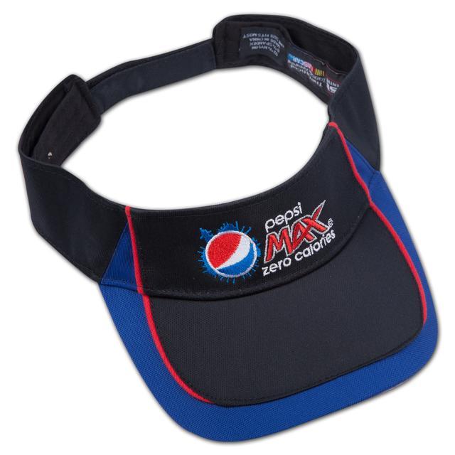 Hendrick Motorsports Jeff Gordon #24 Pepsi Max Pit Stop Visor - OSFM
