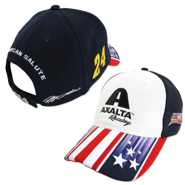 Hendrick Motorsports Jeff Gordon Axalta - An American Salute Adjustible Cap