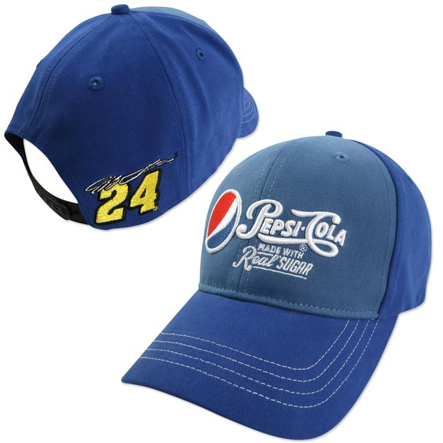 Hendrick Motorsports Jeff Gordon Pepsi Real Sugar Hat