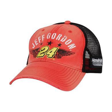 Hendrick Motorsports Jeff Gordon #24 Star Wings Hat