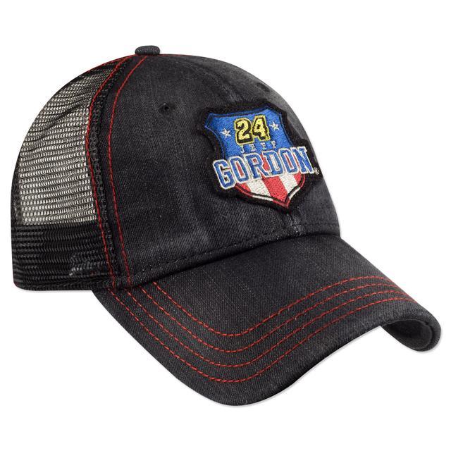 Hendrick Motorsports Jeff Gordon #24 USA Shield Hat