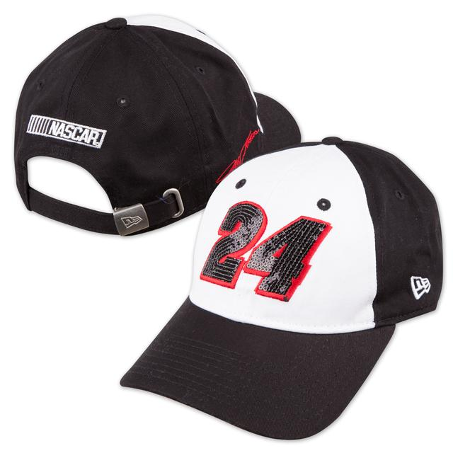 Hendrick Motorsports Jeff Gordon New Era Team Glimmer 9FORTY Adjustable Ladies Hat