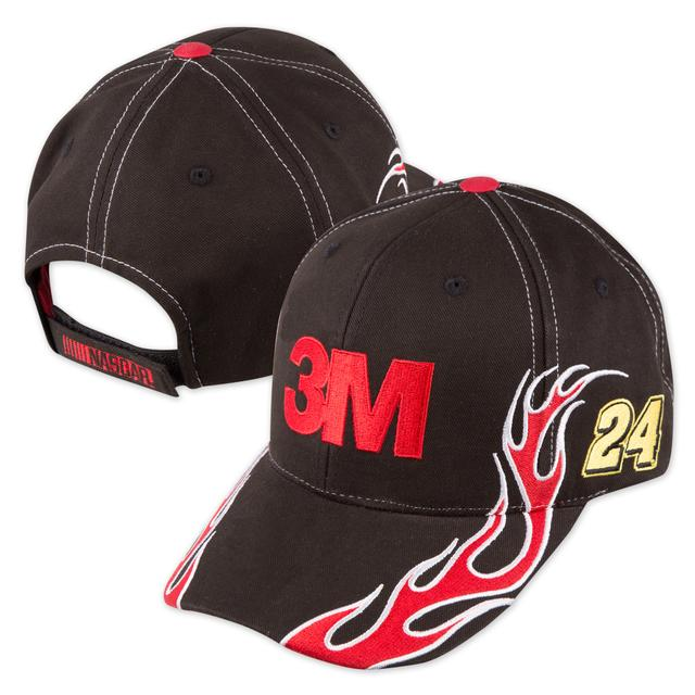 Hendrick Motorsports Jeff Gordon - Big Flames Hat