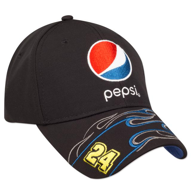 Hendrick Motorsports Jeff Gordon 2015 Chase Authentics Adult Official Pepsi Pit Hat