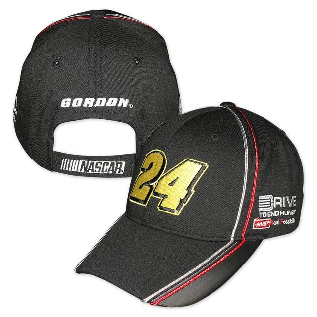 Hendrick Motorsports Jeff Gordon #24 Adult Carbonite Hat
