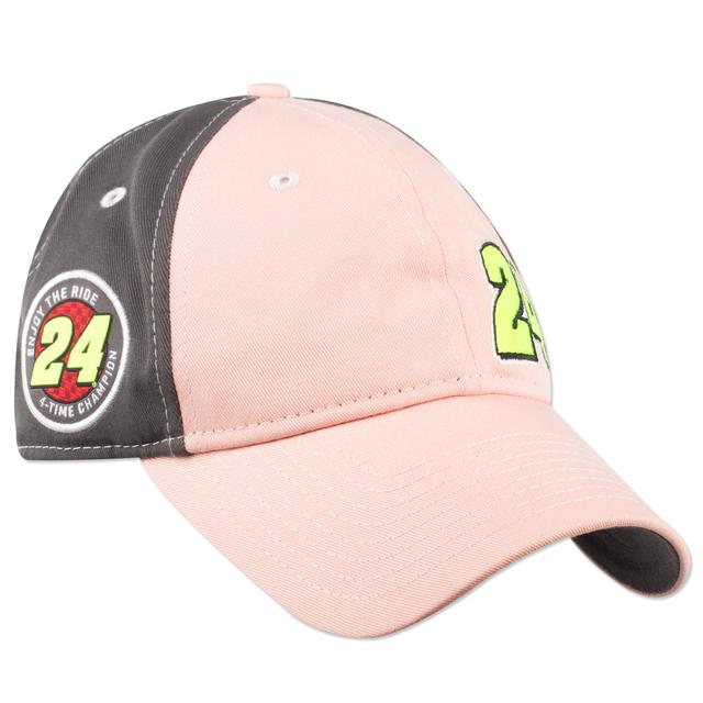 Hendrick Motorsports Jeff Gordon #24 New Era Ladies Signature Crew Hat