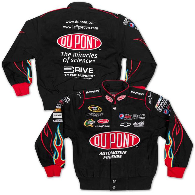 Hendrick Motorsports Jeff Gordon #24 DTEH Youth Twill Uni Jacket
