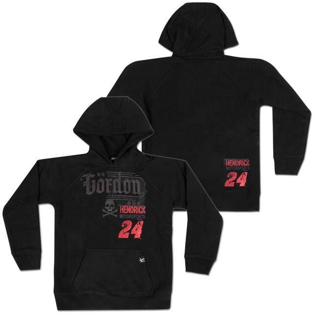 Hendrick Motorsports Jeff Gordon #24 Youth Groove Hoodie Pullover