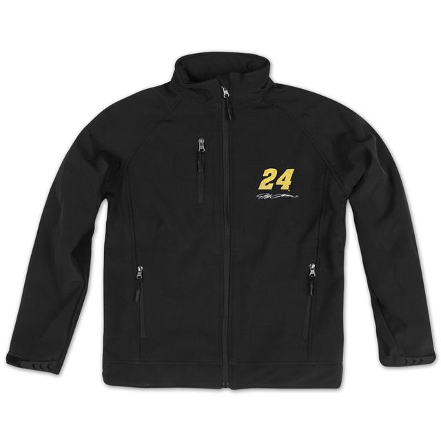 Hendrick Motorsports Jeff Gordon #24 Ladies Signature Soft Shell Jacket