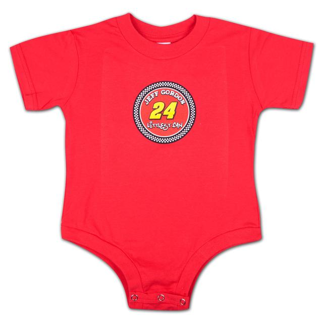 Hendrick Motorsports Jeff Gordon #24 Little Fan Onesie