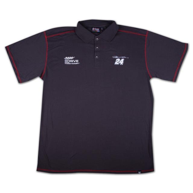 Hendrick Motorsports Jeff Gordon #24 DTEH/AARP Garage Crew Polo