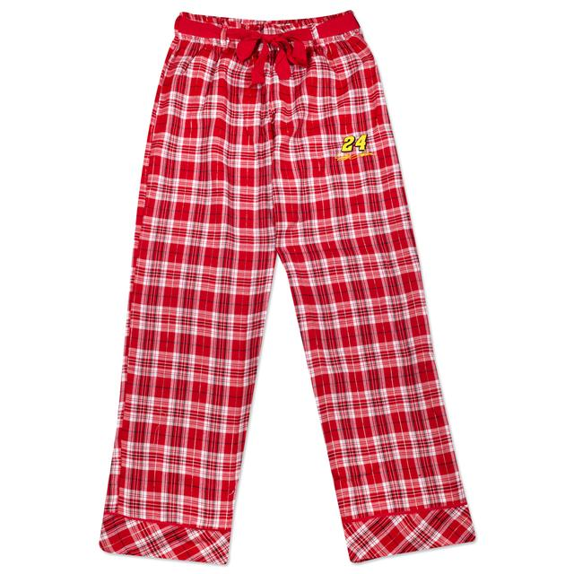 Hendrick Motorsports Jeff Gordon Ladies' Flannel Pant