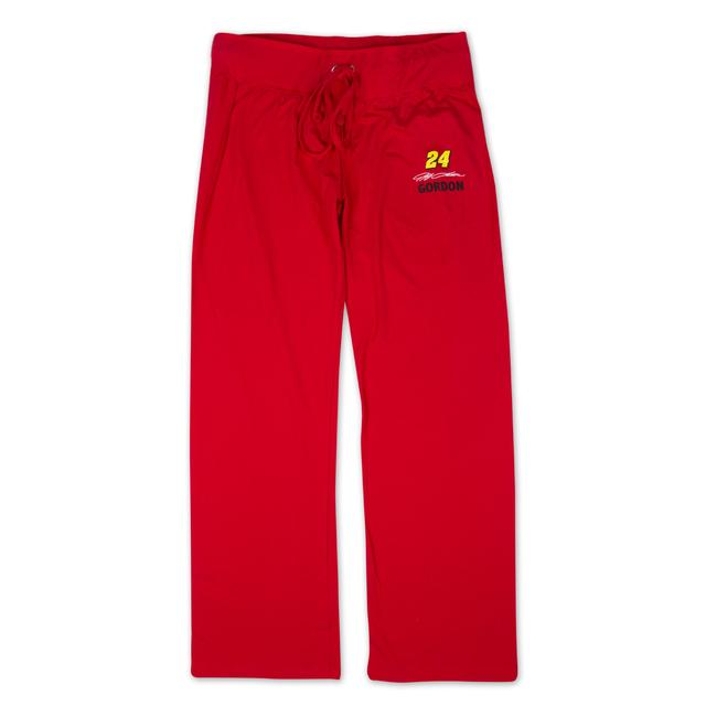Hendrick Motorsports Jeff Gordon Ladies Cotton Sleeper Pant