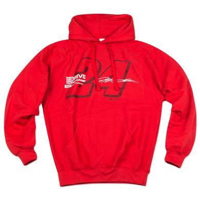 Hendrick Motorsports Jeff Gordon #24 Men's Sponsor Hoodie