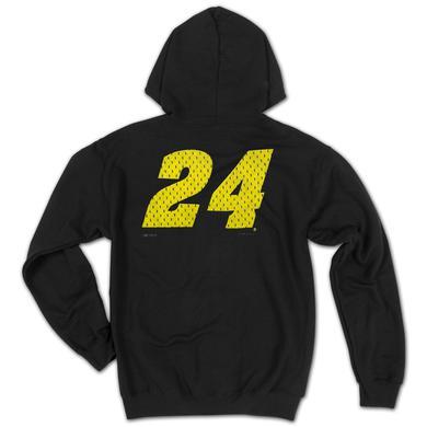 Hendrick Motorsports Jeff Gordon #24 Men's Varsity Pullover Hoodie