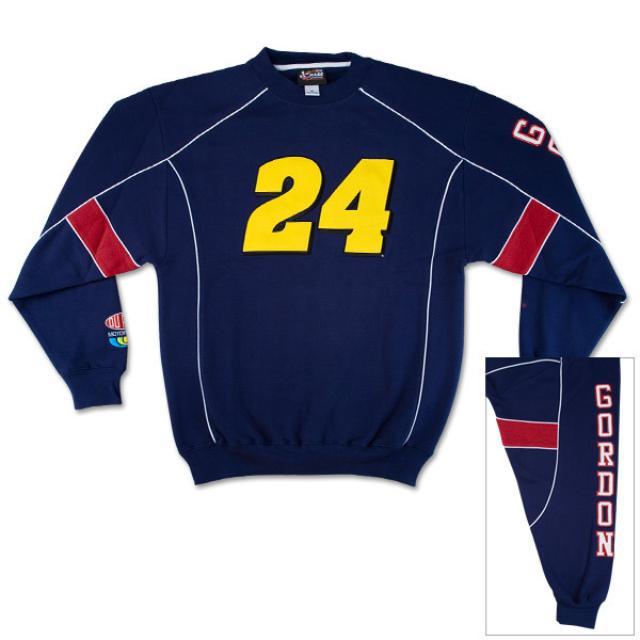 Hendrick Motorsports Jeff Gordon Big Number Crewneck Sweatshirt