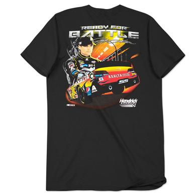 Hendrick Motorsports Jeff Gordon #24 Men's Light 'Em Up T-Shirt