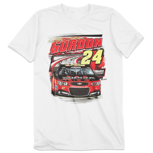 Hendrick Motorsports Jeff Gordon #24 Men's Front Runner T-Shirt