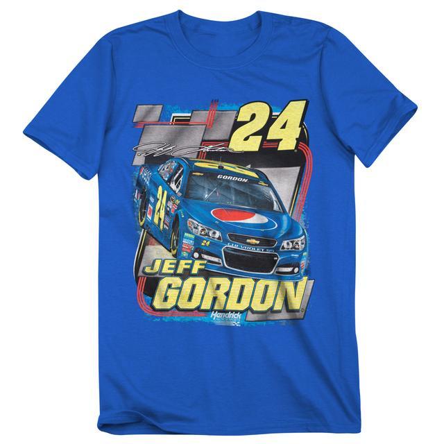 Hendrick Motorsports Jeff Gordon #24 Pepsi Graphic T-Shirt