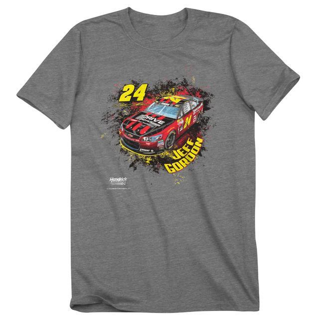 Hendrick Motorsports Exclusive 2015 #24 Jeff Gordon Velocity T-shirt
