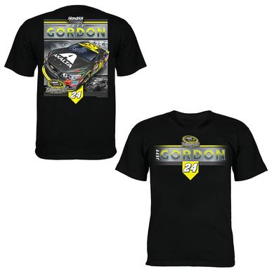 Hendrick Motorsports Jeff Gordon #24 2015 Chase for the Cup Driver T-Shirt