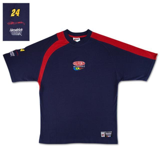 Hendrick Motorsports Jeff Gordon Right On Track Raglan T-Shirt