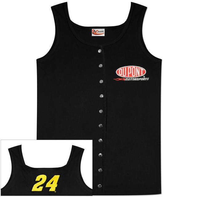 Hendrick Motorsports Jeff Gordon #24 Ladies Snap Tank