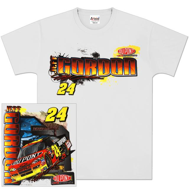 Hendrick Motorsports Jeff Gordon #24 Shaft T-Shirt