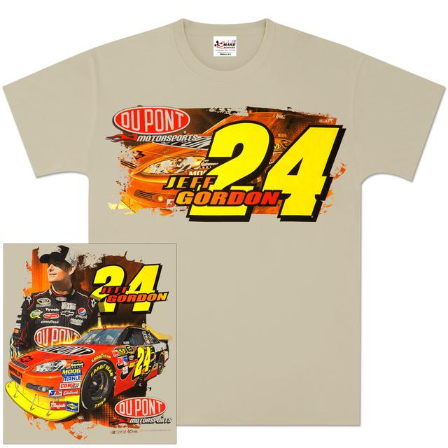 Hendrick Motorsports Jeff Gordon #24 Draft T-Shirt