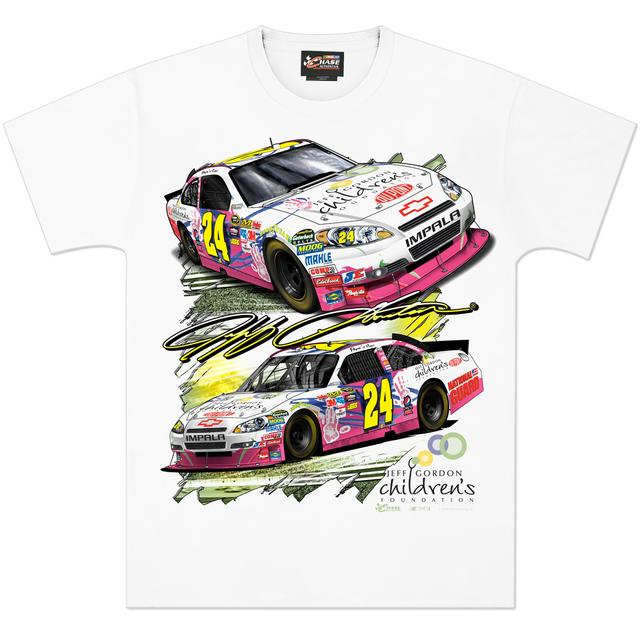 Hendrick Motorsports 'My Papa's Car' Jeff Gordon Children's Foundation T-Shirt