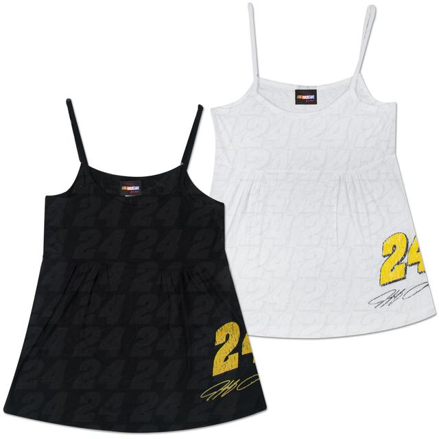 Hendrick Motorsports Jeff Gordon #24 Ladies Burnout Tank