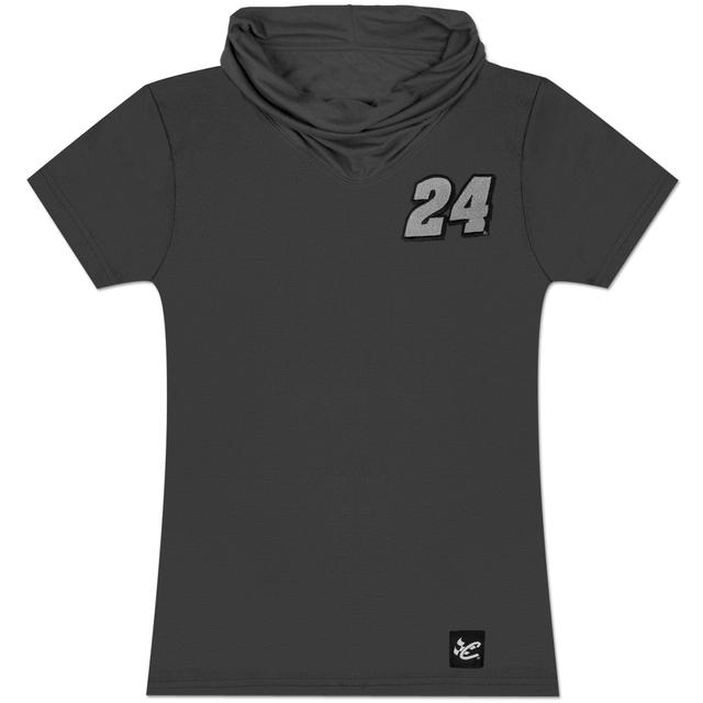 Hendrick Motorsports Jeff Gordon #24 Ladies Cowl Neck T-shirt