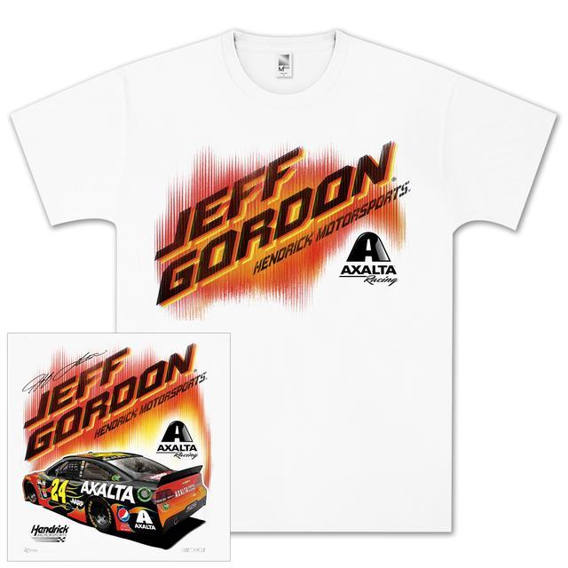 Hendrick Motorsports Jeff Gordon Axalta T-shirt