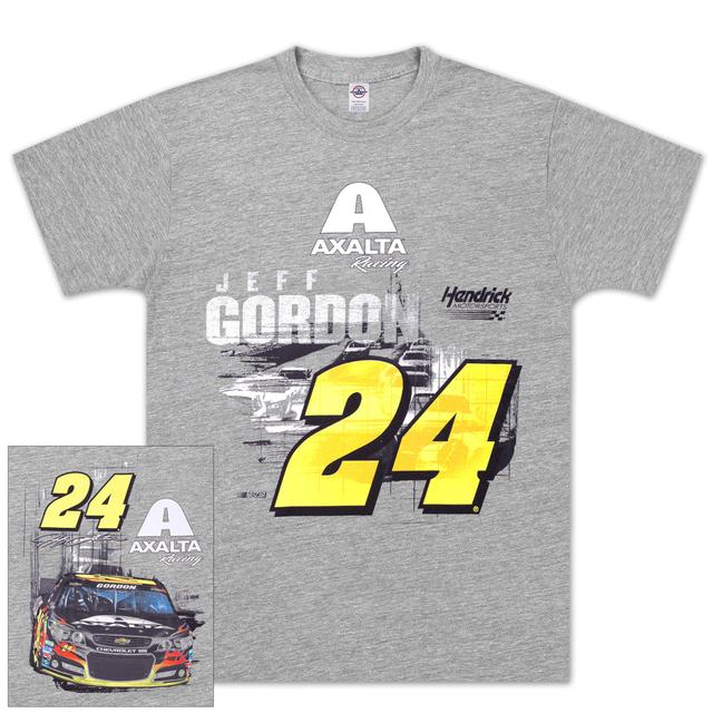 Hendrick Motorsports Jeff Gordon Axalta Restart T-shirt