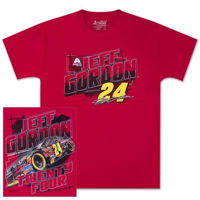 Hendrick Motorsports Jeff Gordon #24 Axalta Chassis T-shirt