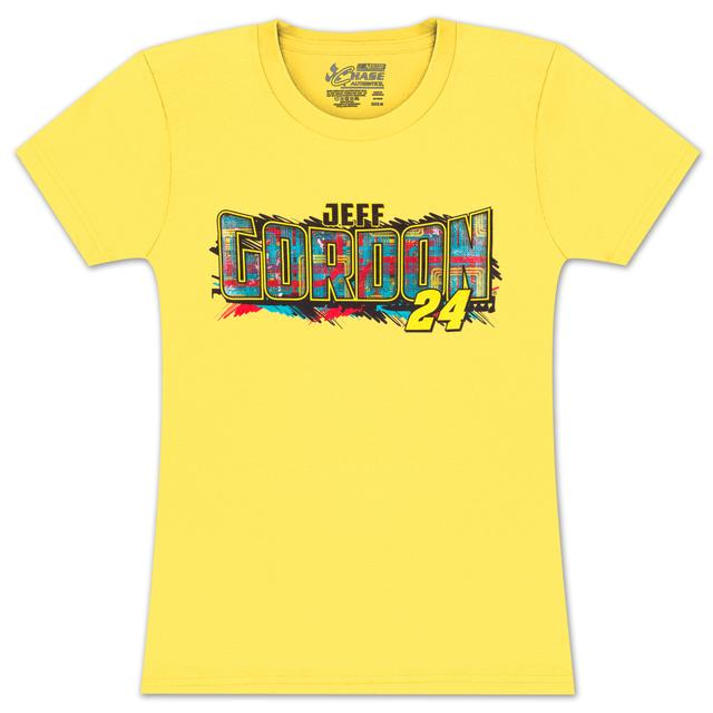Hendrick Motorsports Jeff Gordon #24 Axalta Ladies Fabricator T-shirt