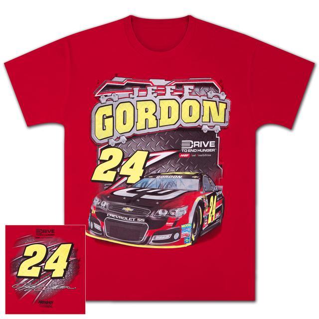 Hendrick Motorsports Jeff Gordon - 2014 DTEH Driver Tee