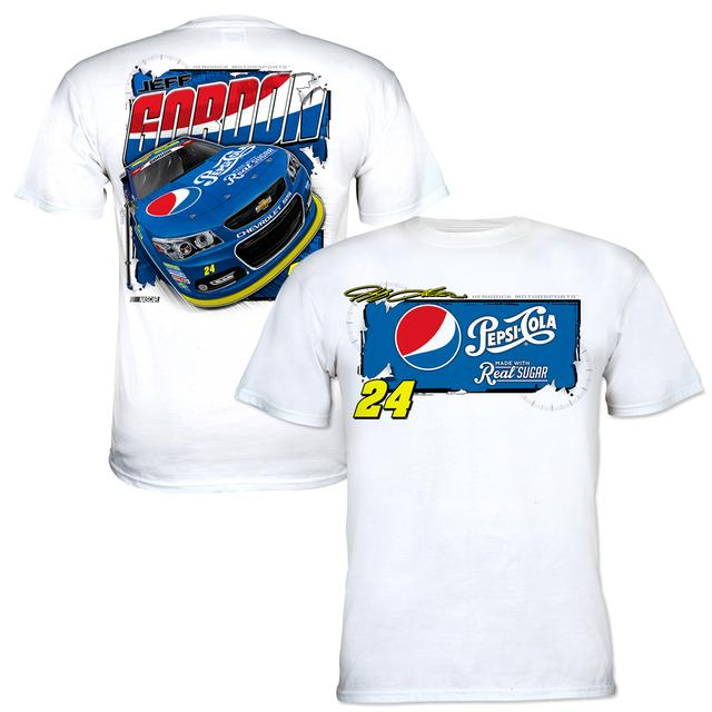 Hendrick Motorsports Jeff Gordon Pepsi Real Sugar T-shirt