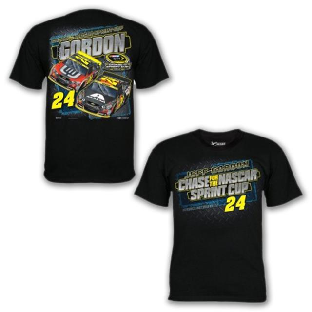 Hendrick Motorsports Jeff Gordon - Axalta Nascar Chase for the Cup Tee