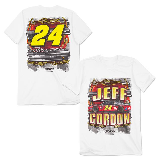 Hendrick Motorsports Jeff Gordon 2015 Flameout T-Shirt