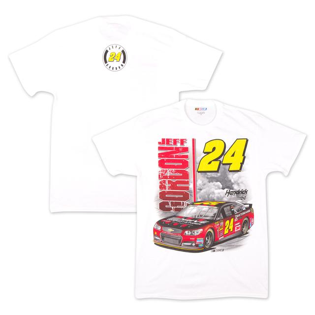 Hendrick Motorsports Jeff Gordon - 2015 Burn Tee by The Game