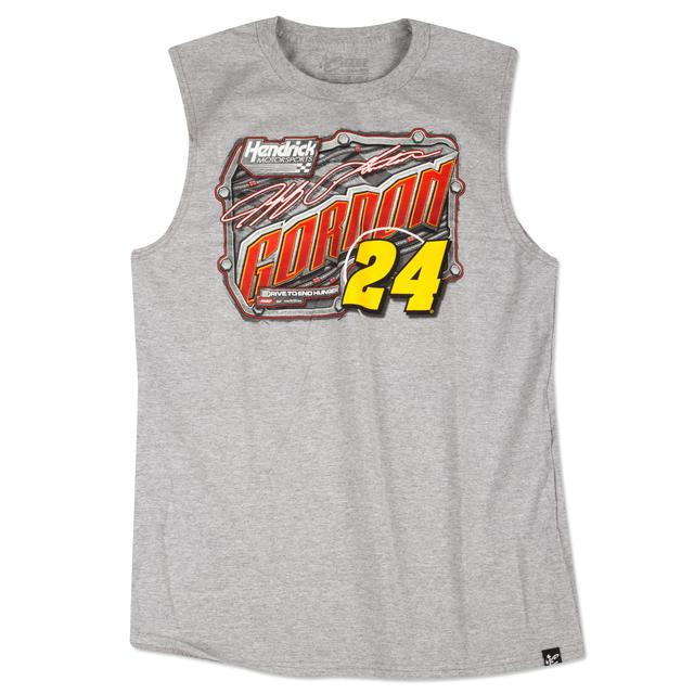 Hendrick Motorsports Jeff Gordon 2015 Adult Wedge Sleeveless Tee