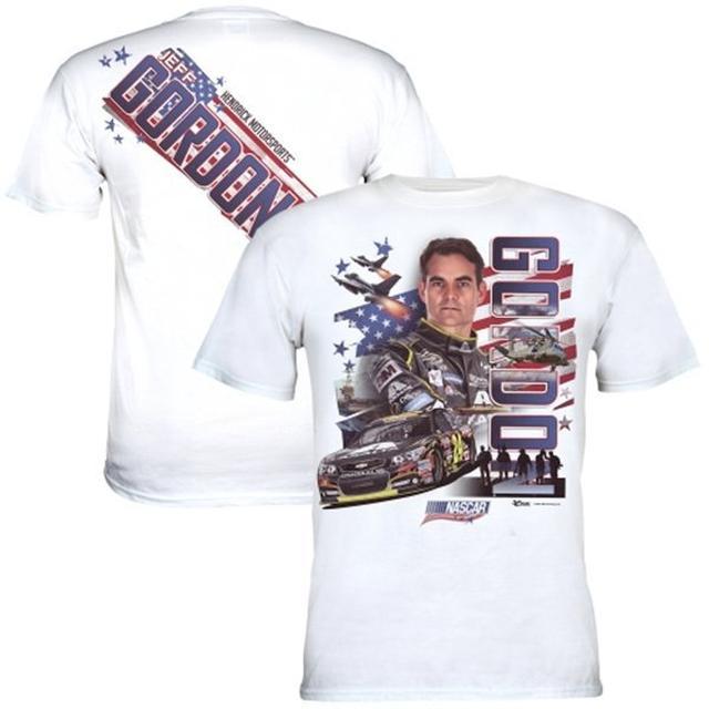 Hendrick Motorsports Jeff Gordon American Salute T-Shirt