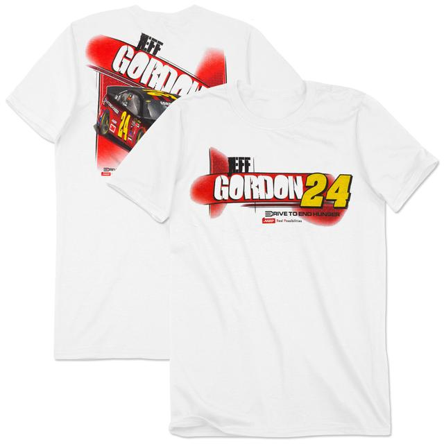 Hendrick Motorsports Jeff Gordon #24 Down the Line T-Shirt