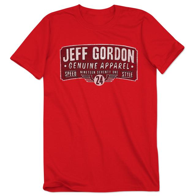 Hendrick Motorsports Jeff Gordon #24 Genuine T-Shirt