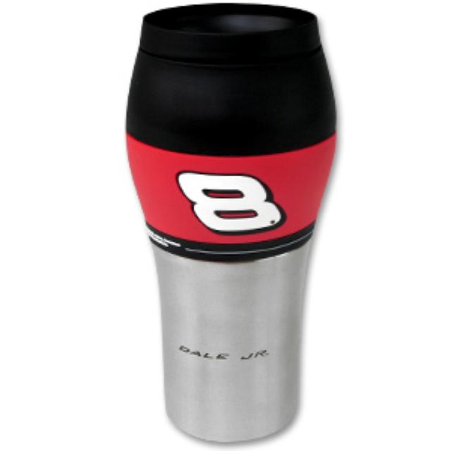 Hendrick Motorsports Dale Jr. 14 oz Insulated Travel Tumbler