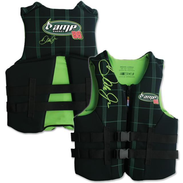 Hendrick Motorsports Dale Jr. Men's Flex-Back Life Vest