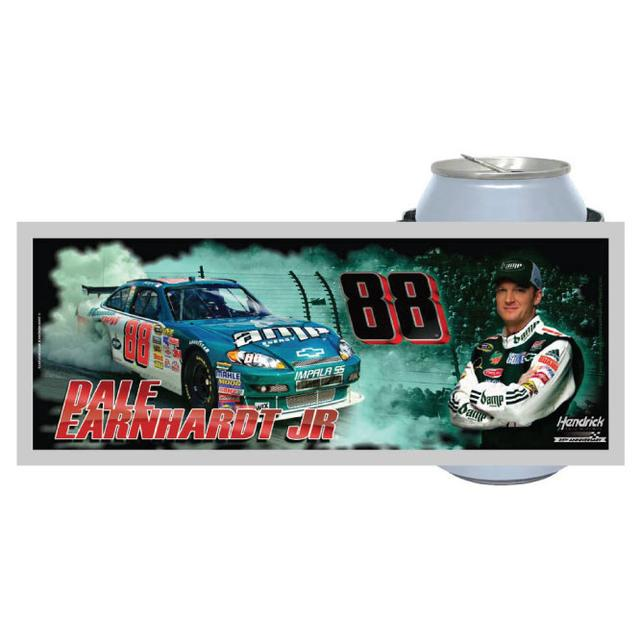 Hendrick Motorsports Dale Jr. #88 Hi-Def Slap Wrap Can Cooler