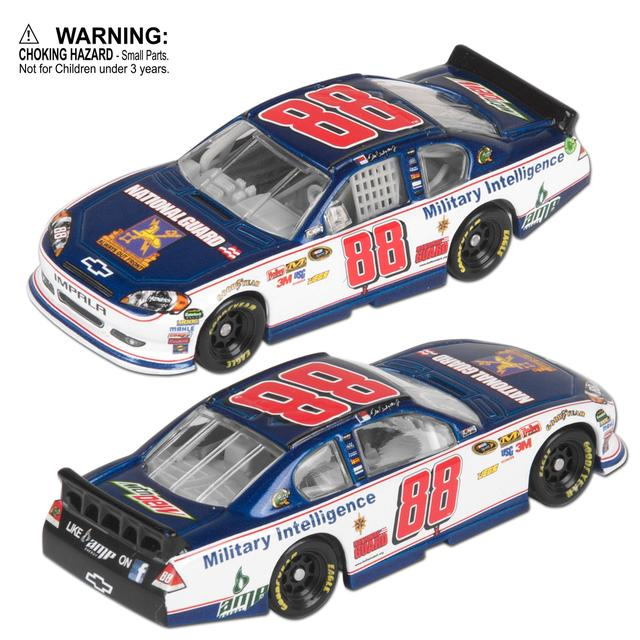 Hendrick Motorsports Dale Jr 2012 #88 National Guard Military Intel 1:64 Scale Nascar Sprint Cup Series Die-Cast